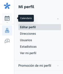 Calendario Online Doctoralia