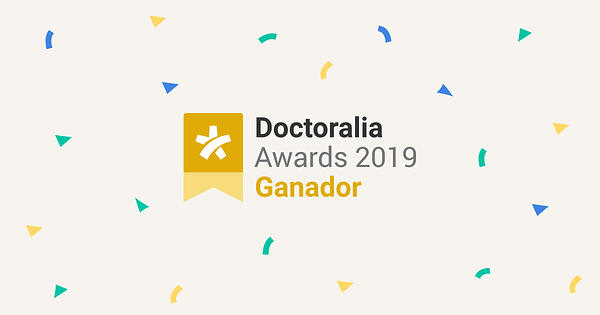 Doctoralia Awards 2019 Ganador